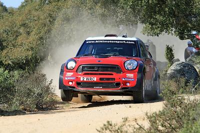 Rally Italia Sardegna 2011