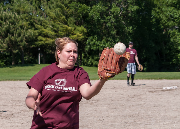 "Durham East Softball - The ""Dirt Bags"" (Team 8) - June 9, 2013"