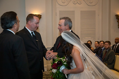 Stacy and Jeff Get Married