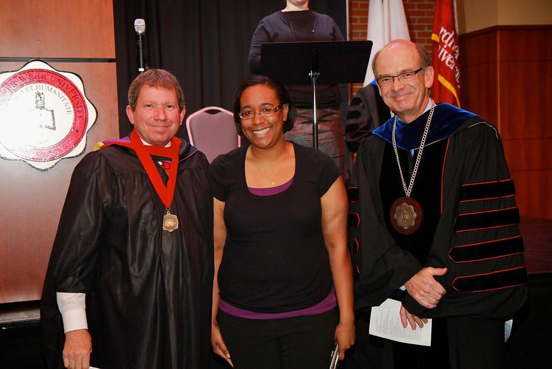 58th Academic Awards Day; April 30, 2013. American Sign Language Award