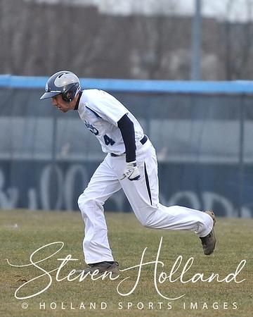 Baseball - Varsity: Stone Bridge vs Madison Scrimmage 3.11.2013 (by Steven Holland)