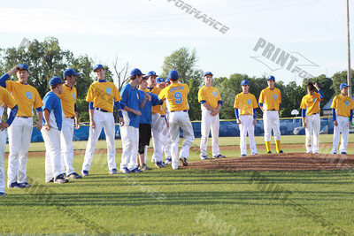 Valley View Senior Day 2012