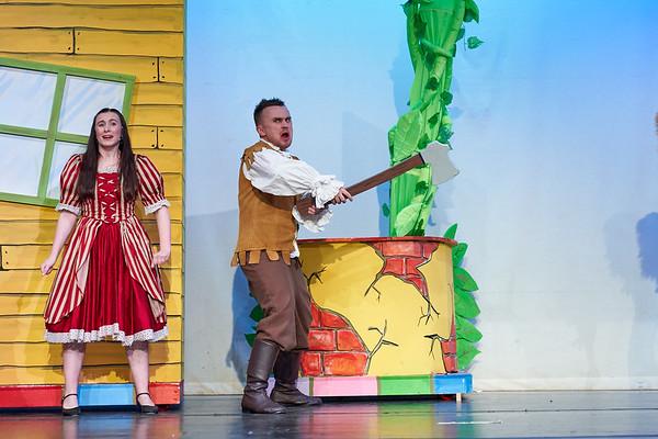 Pantomime Dress Rehearsal