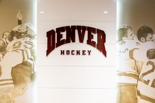 Miller Hockey Complex Ribbon Cutting