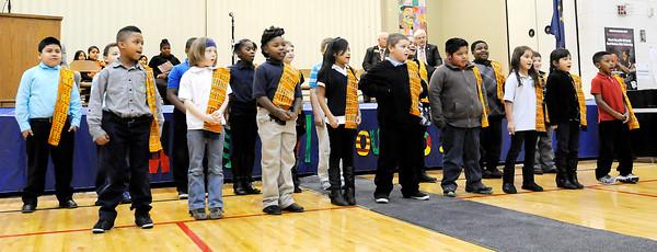 1/15/16 Anderson Elementary MLK program
