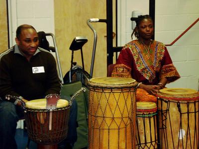3W African Dance