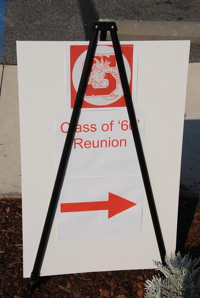 Professional signage....