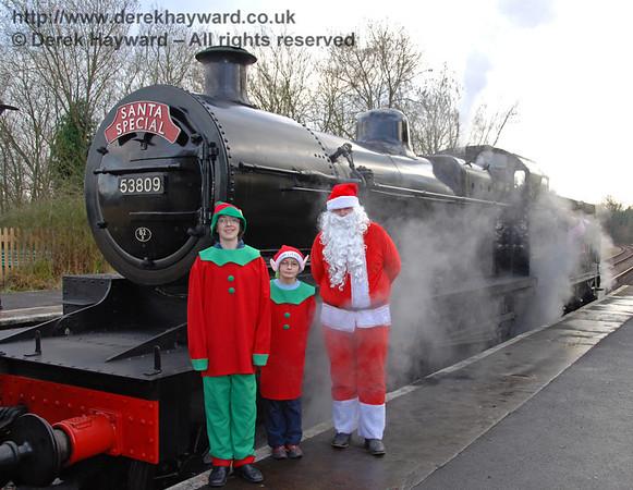 Santa Specials 2008