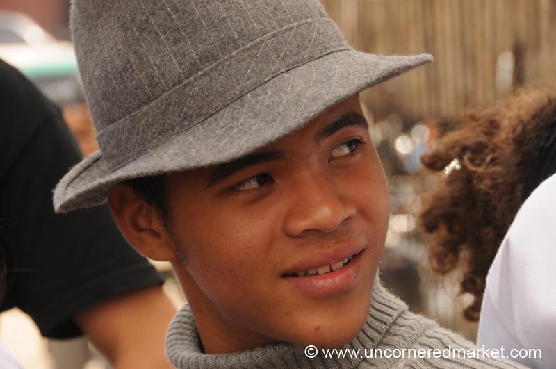 Young Venezuelan - Antigua, Guatemala