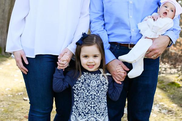 Bennett Family Home Session