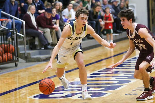 Basketball: Charlevoix @ St. Francis, Jan. 31, 2020
