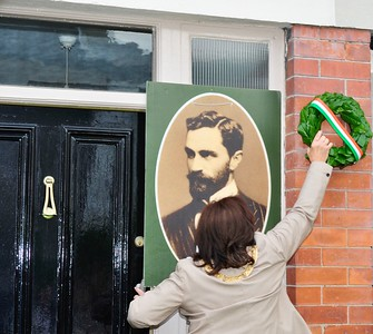 Roger Casement Commemoration & Wreath Laying Ceremony 2021