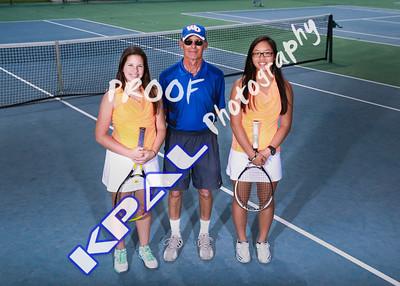 Tennis Team Photos 2014