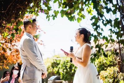 Gary + Dung Wedding