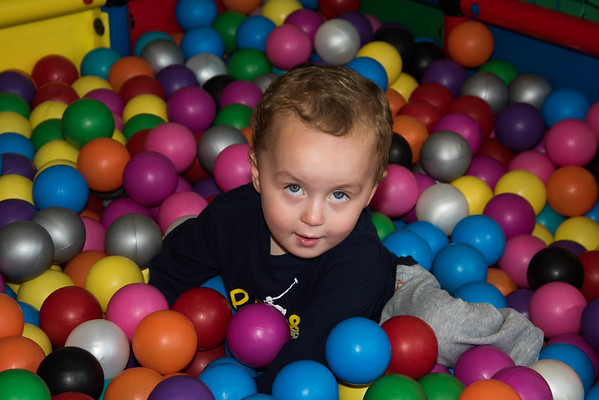 Kyle's 3rd Bday