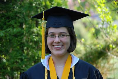2009 06 03:  Luciana, Duluth East HS Grad