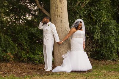 Mahrionna and Harvey Wedding Photos