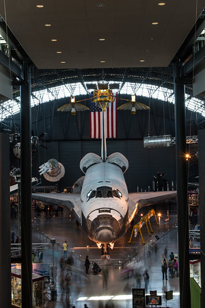National Air and Space Museum - Steven F. Udvar-Hazy Center