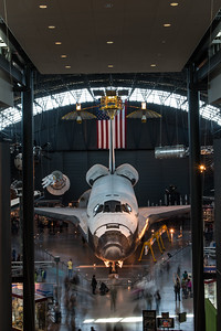 National Air and Space Museum - Steven F. Udvar-Hazy Center