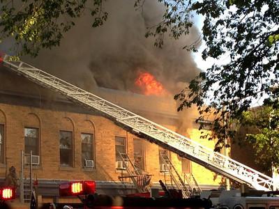 2013 Fire at Frager's Hardware - Internet