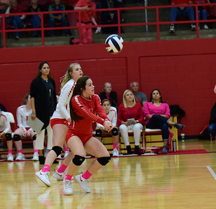 Jourdanton Volleyball Senior Night