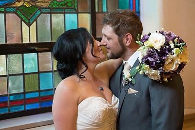 Ryan and Ashleigh Wedding Oct 2016