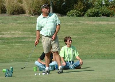 2003 - Krewe of Centaur Golf Tournament