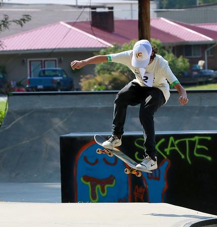 6th Annual Cherokee Skate Jam, September 28
