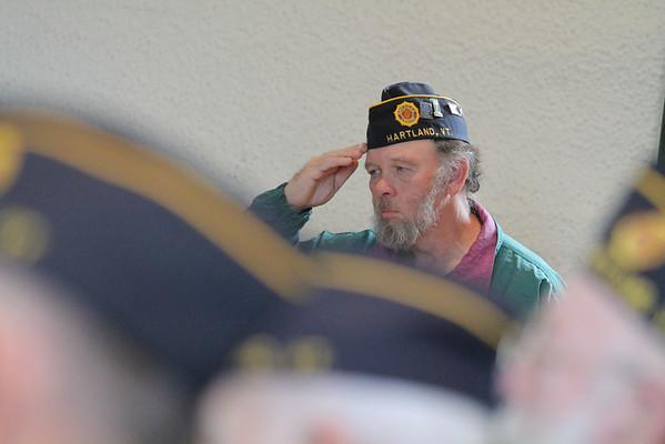 Hartland Veterans' Day Ceremony