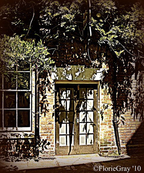Sepia Shadowbox; Banbury, UK