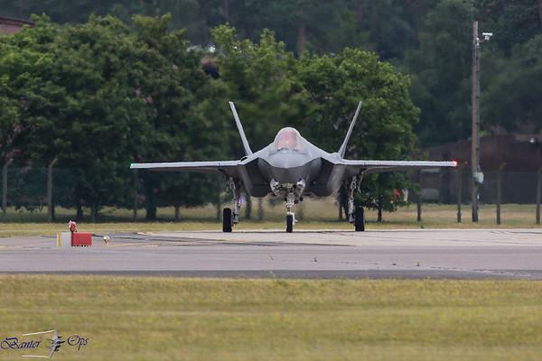RAF Lakenheath : Thursday 29th June 2017