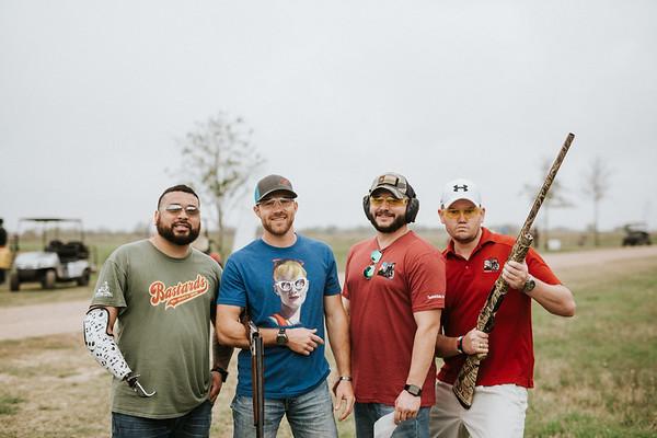 Warrior Benefit 2018 Clay Tournament Team Photos