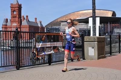 Cardiff Triathlon - Run Leg