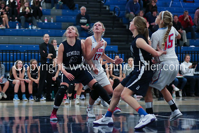 BHS GIRLS vs DL, Dec 19, 2017