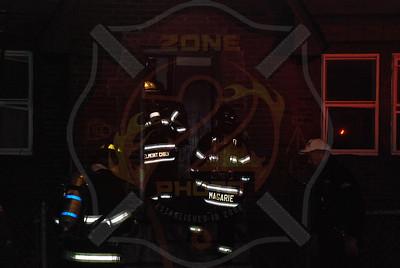 Hempstead F.D. Working Fire 31 Miller Ave. 1/26/08