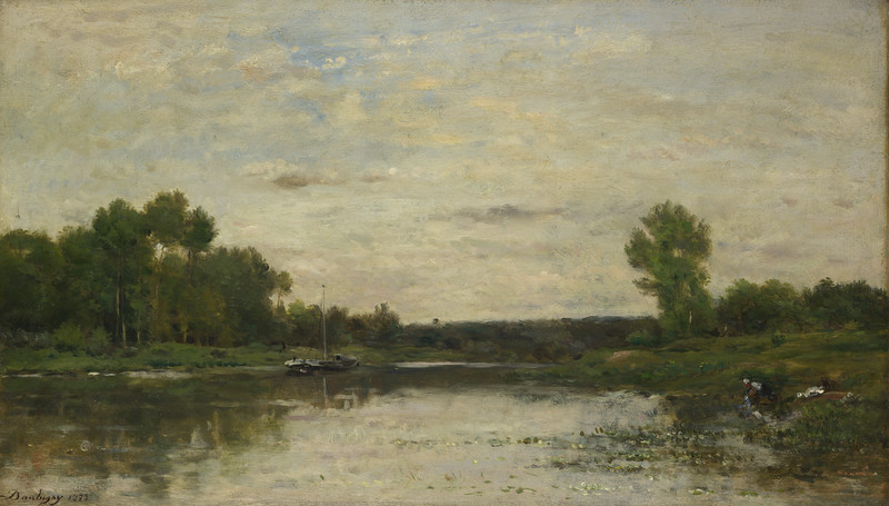 View on the Oise