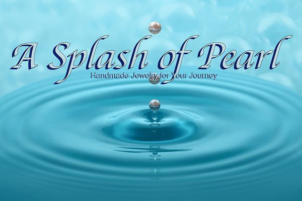 A Splash of Pearl - Logo