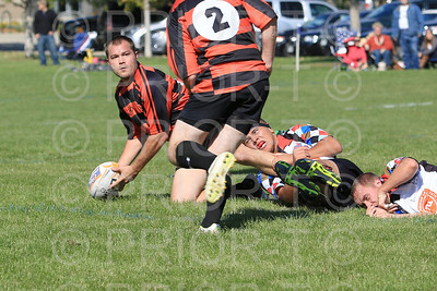 Saturday October 12, 2013 Queen City D3 vs Denver Harlequins