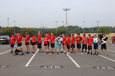 2018-08-16 Band Camp - Character Day