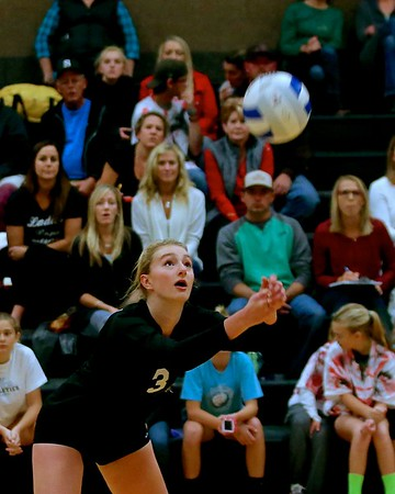 Outlaw Volleyball vs Sweet Home 9-18-15