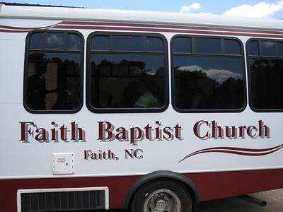 Inskip Baptist Church, TN