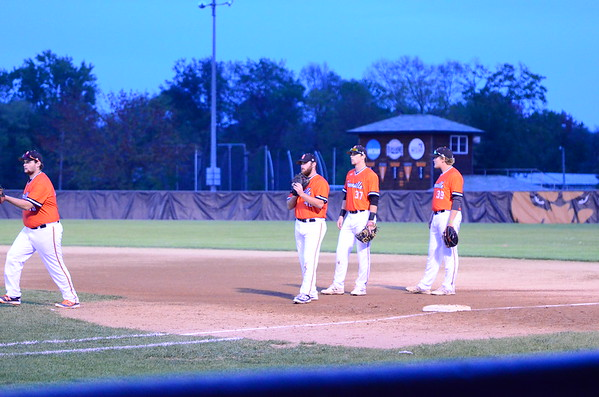 GU Baseball Alumni Game 10/20/17