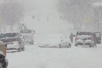 Baltimore Blizzard Feb 2010