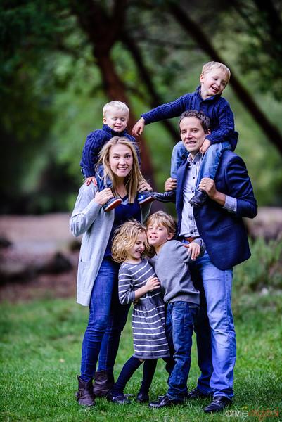 Makarov Family in California