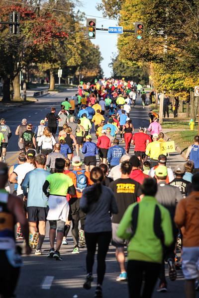 2014 Des Moines Marathon