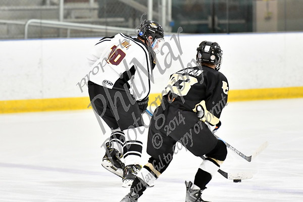 Berks Catholic vs Mifflin/Exeter JV Ice Hockey 2019 - 2020