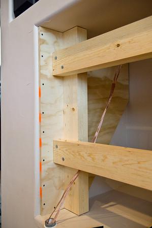 TV Swivel Arm Mount Installation