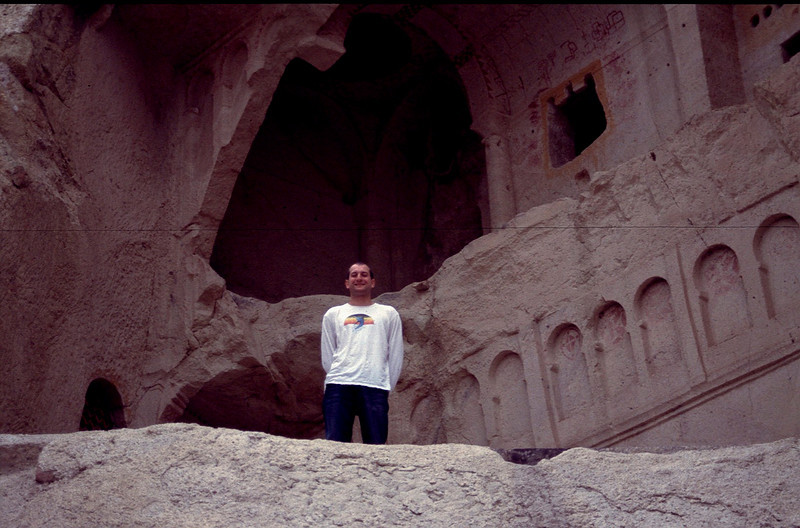 monastic cave church from 3rd century