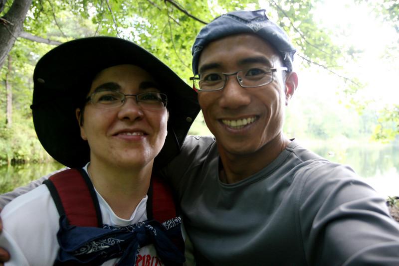 2010-Aug: Canoe trip (Frontenac Prov Park)