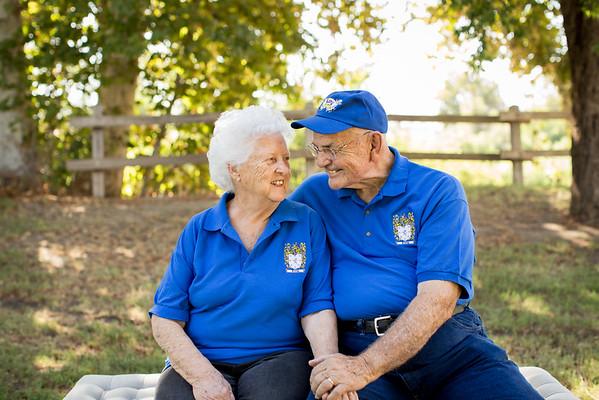 Emmett & Lillian 65th Wedding Anniversary